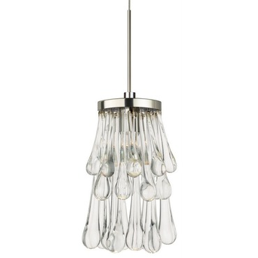 EZ Jack Droplets Pendant by Stone Lighting | PD102CRSNM3J