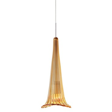 EZ Jack Calla Lilly Pendant by Stone Lighting | PD103AMSNN3J