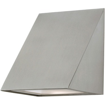 Wedge Outdoor Wall Sconce