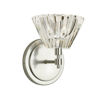 Ridge Crystal Wall Sconce by Stone Lighting | WS043CRSNX2