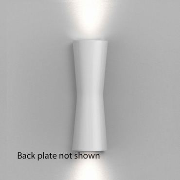Clessidra 20 Deg Wall Sconce by Flos Lighting | FU158309