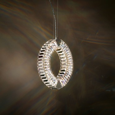 Eyris Mono Pendant by Swarovski | A9950NR700257