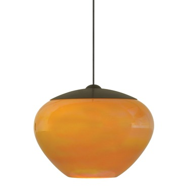 FJ Cylia Pendant by LBL Lighting | HS472AMBZ1B50FSJ