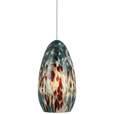 FJ Banja Pendant by LBL Lighting | HS504AQSC1B35FSJ