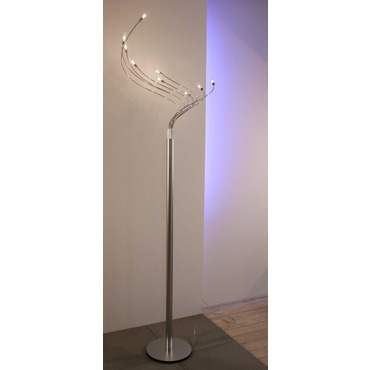 Spin Fusion Floor Lamp