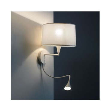 Alba Wall Sconce by Lightology Collection | LC-4393.01