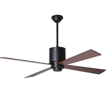 Lapa Ceiling Fan by Period Arts Fan Company | LPA-RB-52-MG-NL-NC