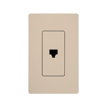 Satin Colors Telephone Jack