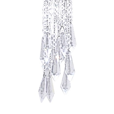 Crystal Accessory for Scope Pendant by PureEdge Lighting | SCRY
