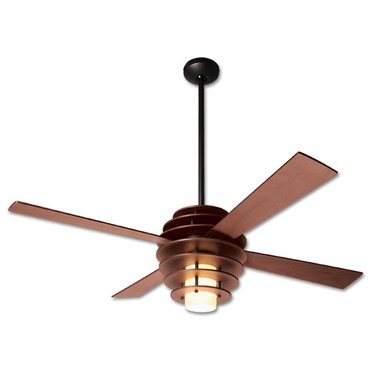 Stella Fan with Light by Modern Fan Co. | SLA-MG-52-MG-IN-NC