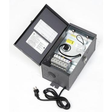 600 Watt 12-15 Volt Multitap Outdoor Transformer by Hadco   TC654-15