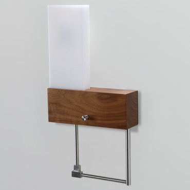 Cubo Left LED Wall Mount