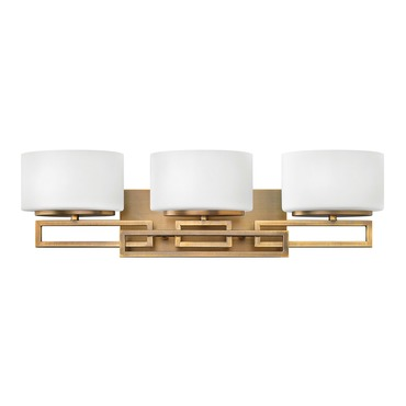 Lanza 3 Light Bath Bar