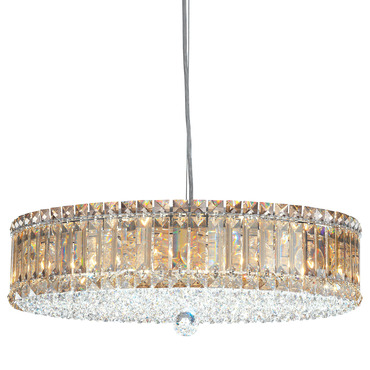 Plaza Pendant by Schonbek | FM-6672-GS