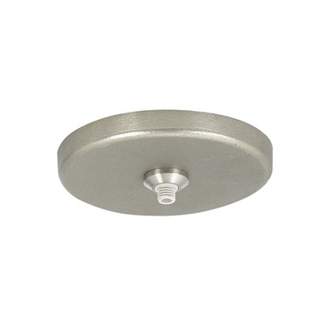 Freejack Boreal 4 Inch Round Flush Canopy by Tech Lighting | 700FJ4RBS