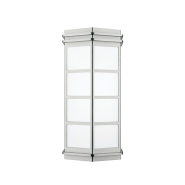 Modular New York Small Outdoor Wall Sconce