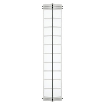 Modular New York Large Outdoor Wall Sconce by LBL Lighting | PW529SS17L1HEW