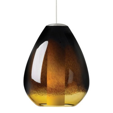 Sora Pendant by LBL Lighting | LF582BASC2D