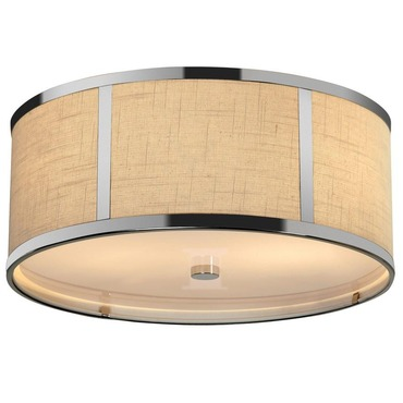 Butler Ceiling Flush Mount