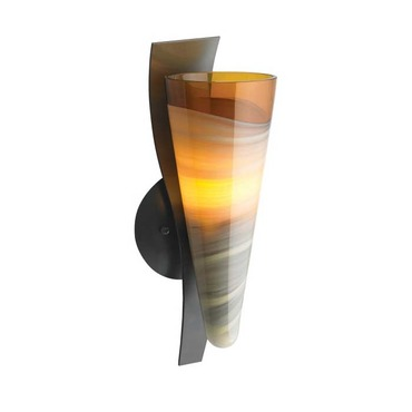Nebbia Wall Sconce by Tech Lighting | 700WSNEBAZ