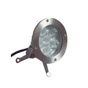 A White LED 38 Deg Underwater Fixture 120V