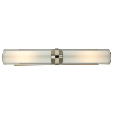 Sara Double Wall Sconce by Tech Lighting | 700WSSARDCS