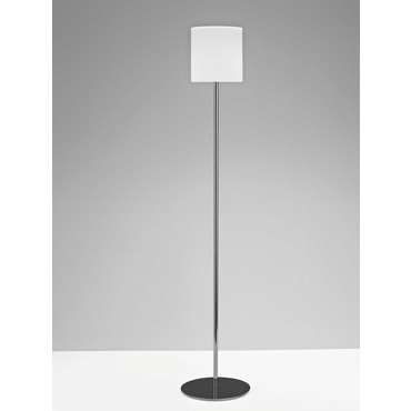 Stick 240 Floor Lamp W / Small Shade