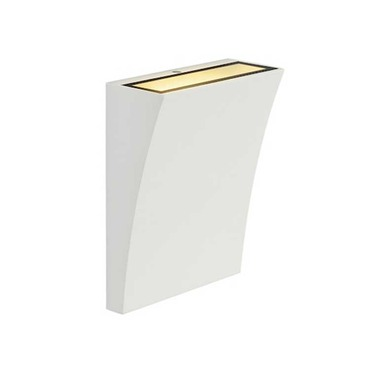 Delwa Wide Indoor/Outdoor LED Wall Sconce