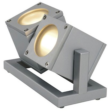 Cubix II Outdoor Floor Spot Light by SLV Lighting | 2132842U