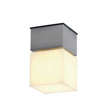 Square C Exterior Ceiling Flush Mount