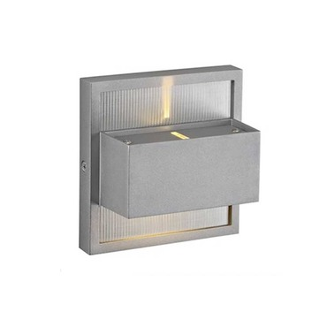 Docu Up /Down White LED Beam Exterior Wall Sconce