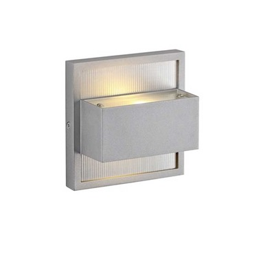 Docu Up /Down Warm White LED Exterior Wall Sconce