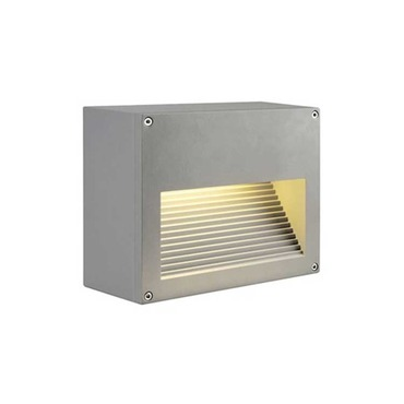 Theos Stepped Outdoor Wall Sconce