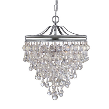 Calypso Mini Chandelier by Crystorama | 130-CH