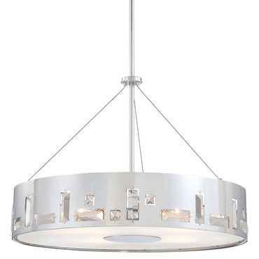 Bling Bang 5 Light Pendant by George Kovacs | P1093-077