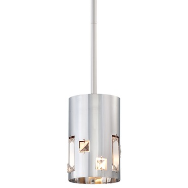 Bling Bang Mini Pendant by George Kovacs | P1081-077