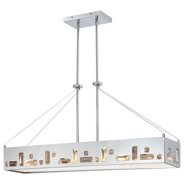 Bling Bang Linear Suspension by George Kovacs | P1096-077