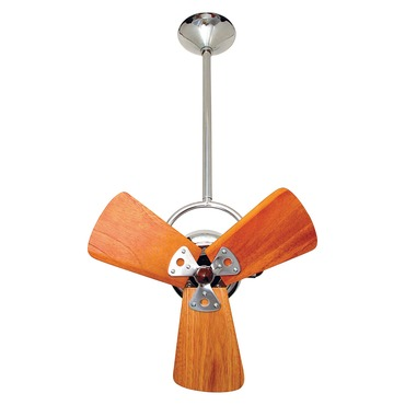 Bianca Directional Wood Ceiling Fan by Matthews Fan Company | BD-CR-WD