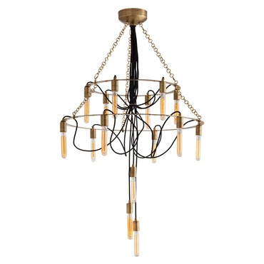 Winston 15 Light Chandelier