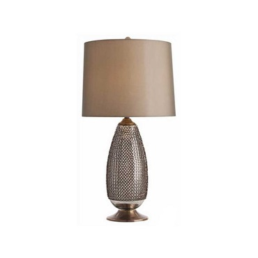 Chainmail Tall Table Lamp