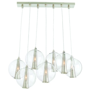 Caviar Staggered Suspension by Arteriors Home | AH-DK89904