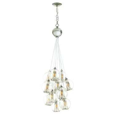 Caviar Adjustable Small Cluster Suspension by Arteriors Home | AH-DK89913
