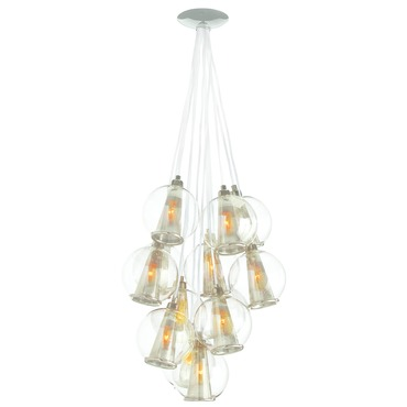 Caviar Small Cluster Suspension