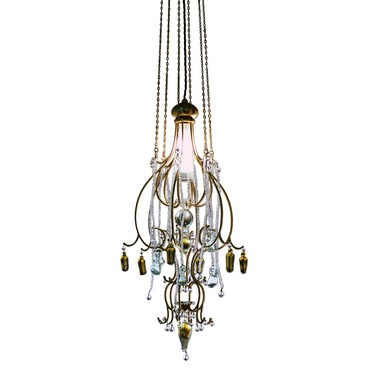 2104 Chandelier by Lightology Collection | FM-LC-2104
