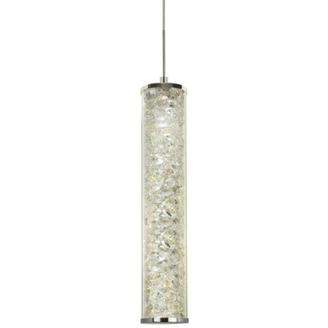 EZ Jack LED Jazz Venti Crystal Pendant