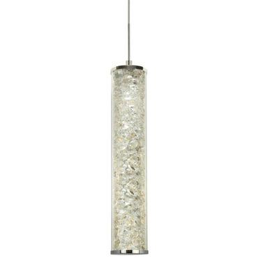 EZ Jack LED Jazz Venti Crystal Pendant by Stone Lighting | PD224CRPCLEDJ