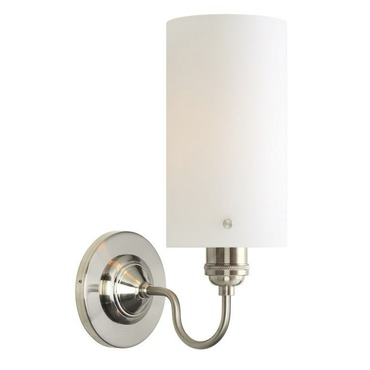 Retro Cylinder CFL Wall Sconce by Stone Lighting | WS179OPPNCF18