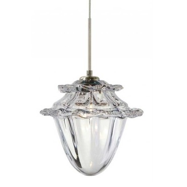 EZ Jack LED Acorn Pendant by Stone Lighting | PD155CRSNL2J