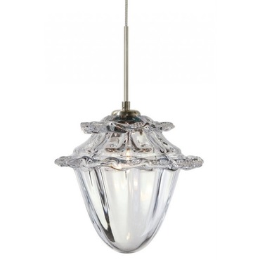 EZ Jack Acorn Pendant by Stone Lighting | PD155CRPNX3J