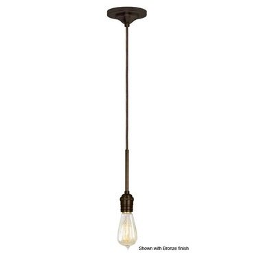 Retro Edison II Pendant Filament Lamp